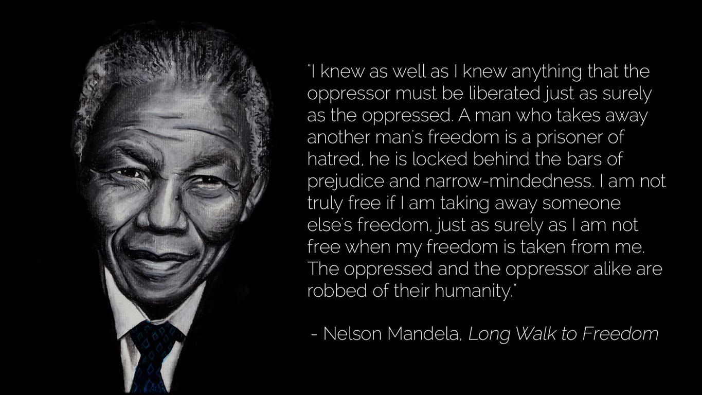 All About Nelson Mandela Quotes Author Of Long Walk To Freedom