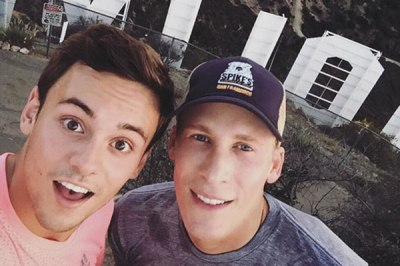 Tom Daley and Dustin Lance Black Engaged